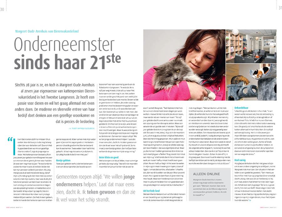 Artikel Divebo Vakblad